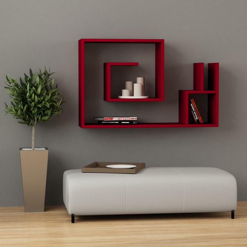 Buy Salyangoz Floating Wall Shelf At Musthouse For Only £4040 Interesting Where To Buy Floating Wall Shelves