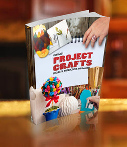 Project Crafts Volume 1 - eBook Super Sale
