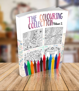 The Colouring Collection Volume 2 - Super Sale!