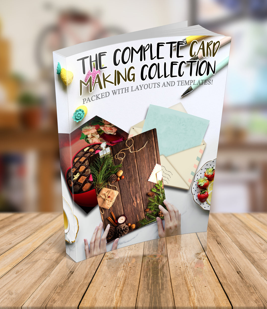 The Complete Card Making Collection - Super eBook Sale!
