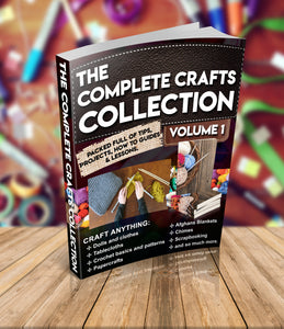 The Complete Crafts Collection - Volume 1