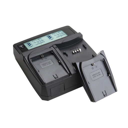 Duo Battery Quick Charger