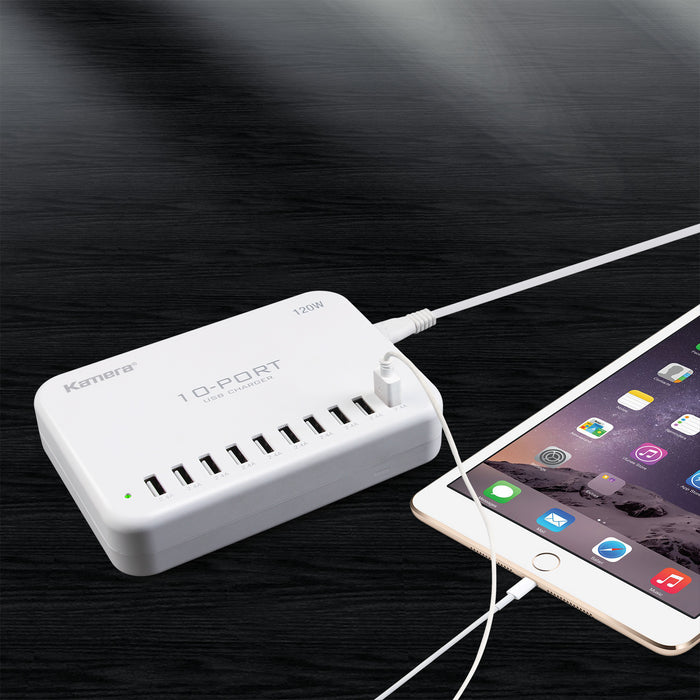 USB Charging Hub desktop Power Station