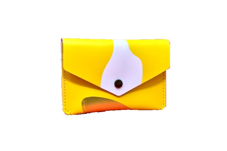 ABSTRACT CARD HOLDER - YELL