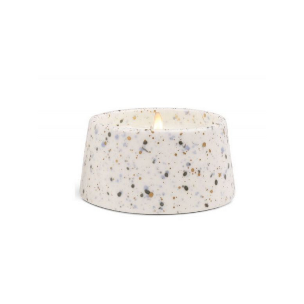 CONFETTI CANDLE 5OZ - SALTWATER & LILY