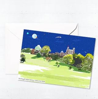 ROYAL OBSERVATARY CARD