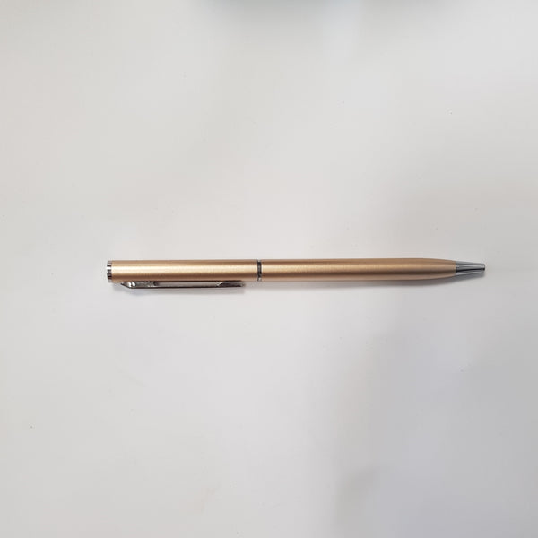 BALL POINT PEN - GOLD