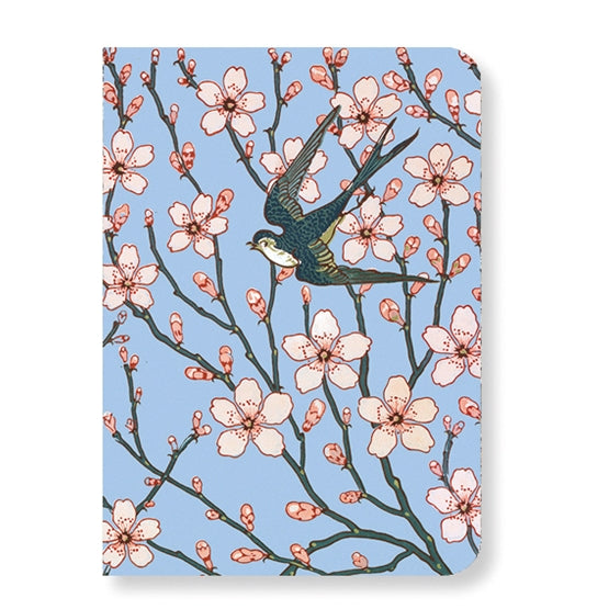 ALMOND BLOSSOM MINI NOTEBOOK