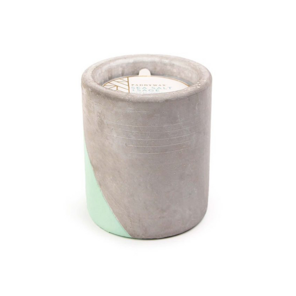 URBAN 12OZ CANDLE - SEA SALT & SAGE