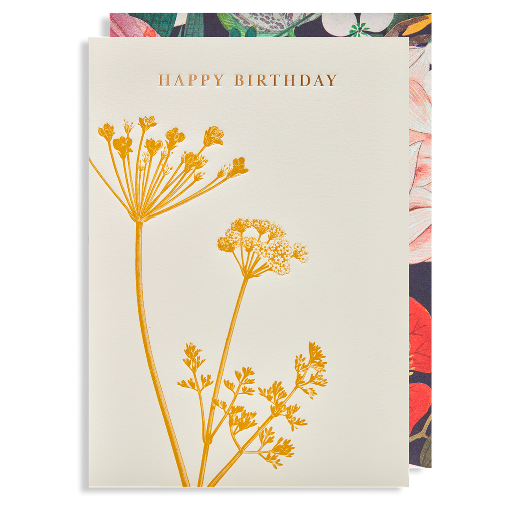 KEW  BIRTHDAY CARD