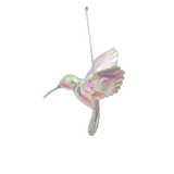 RAINBOW HUMMING BIRD DECORATION