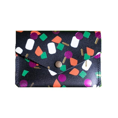 TUTTI CARD HOLDER - BLK