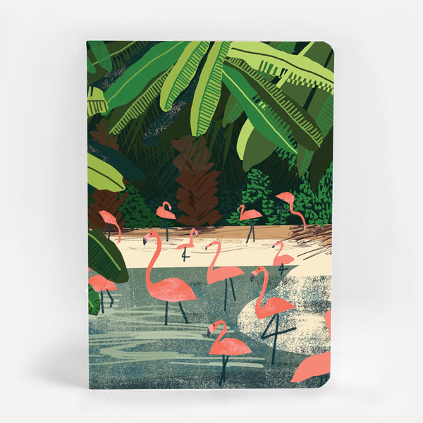 BERMUDA A5 NOTEBOOK