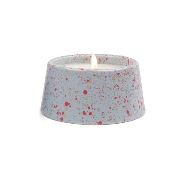 CONFETTI CANDLE 5OZ - CACTUS FLOWER