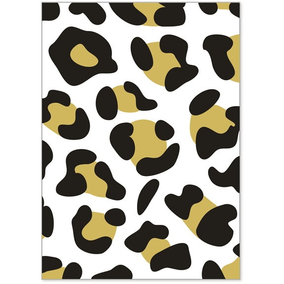 LEOPARD NOTECARD SET