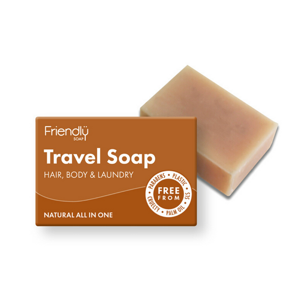 SOAP BAR - TRAVEL
