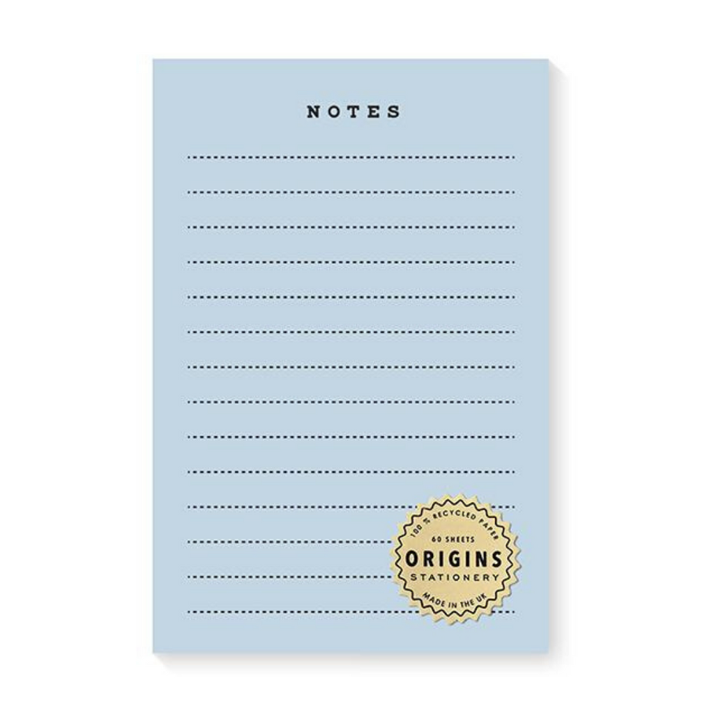 ORIGINS NOTE PAD