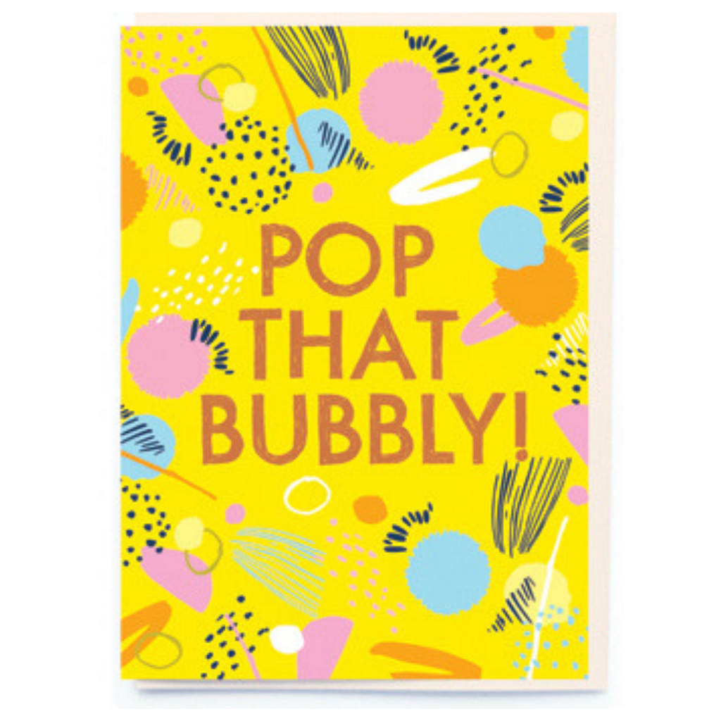 POP THAT BUBBLYCARD