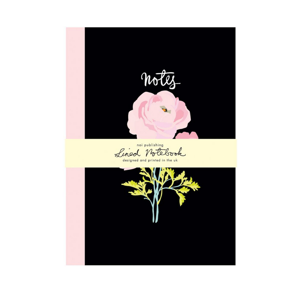 SWEET ROSE NOTEBOOK