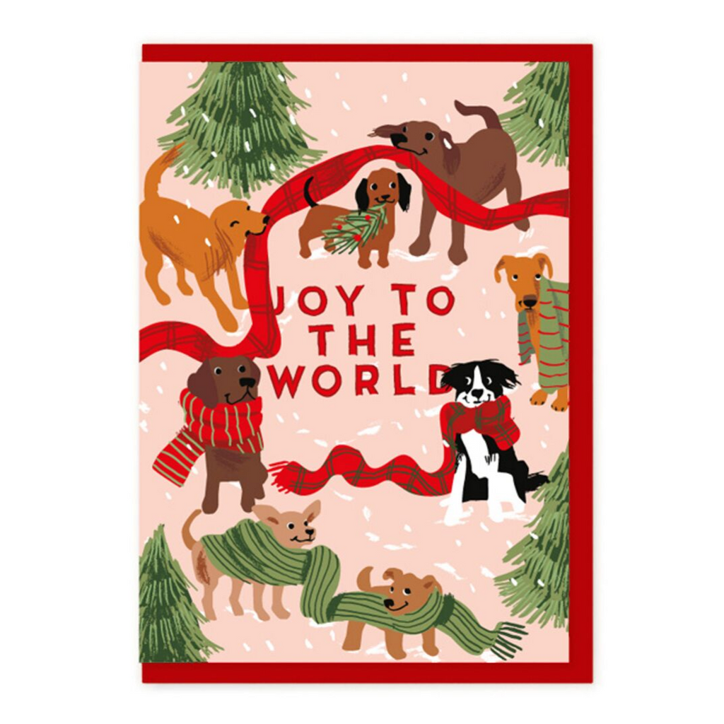 FESTIVE DOG CHARITY PACK