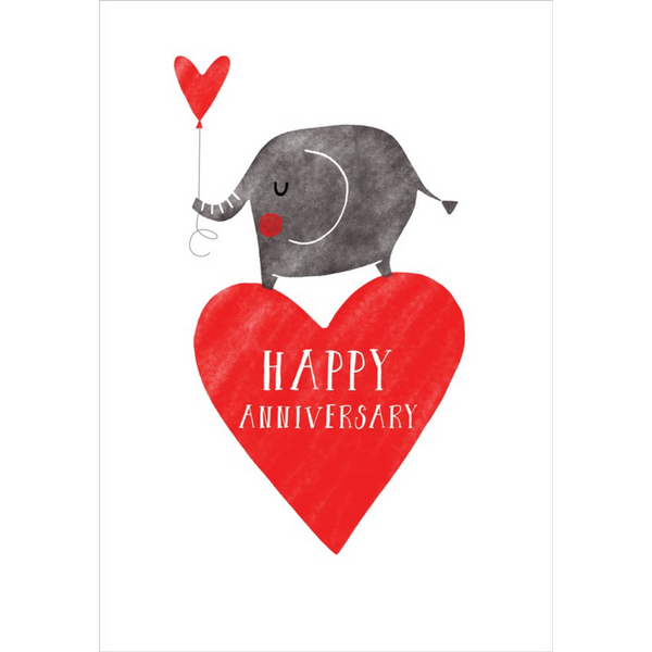HAPPY ANNIVERSARY ELEPHANT