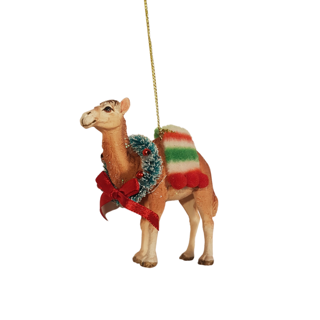 DRESSED CHRISTMAS ANIMALS