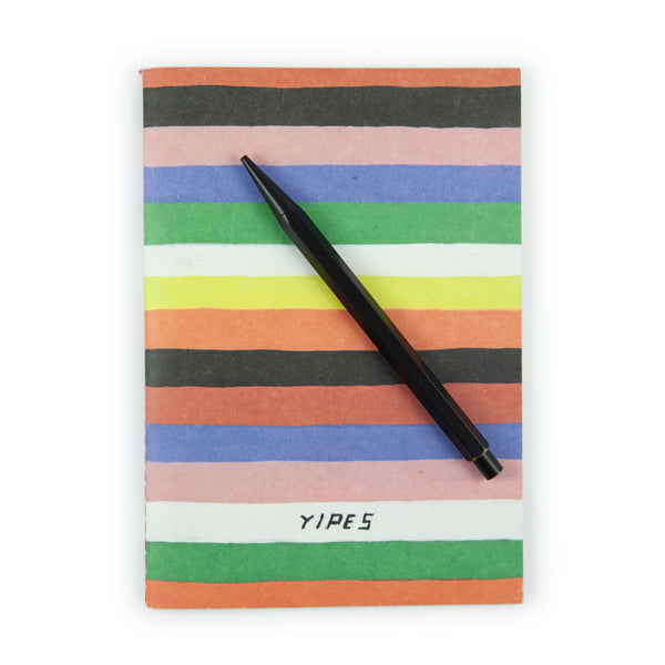 YIPES  A5 NOTEBOOK