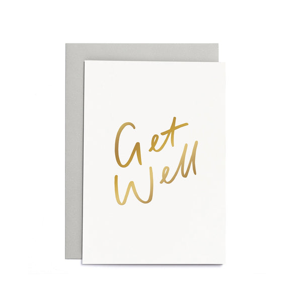 GET WELL SMALL CARD