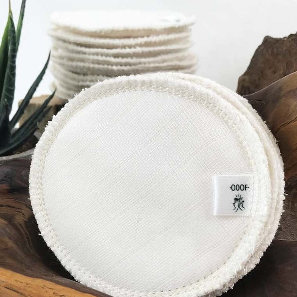 BAMBOO & COTTON FACIAL ROUNDS