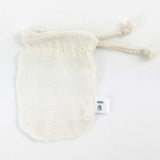MUSLIN  SOAP SAVER POUCH