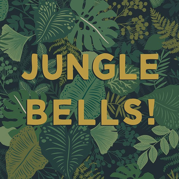 JUNGLE BELLS CHRISTMAS CARD PACK