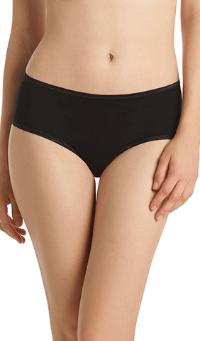 Levante Floreale Cotton Full Brief With Lace Natureswear