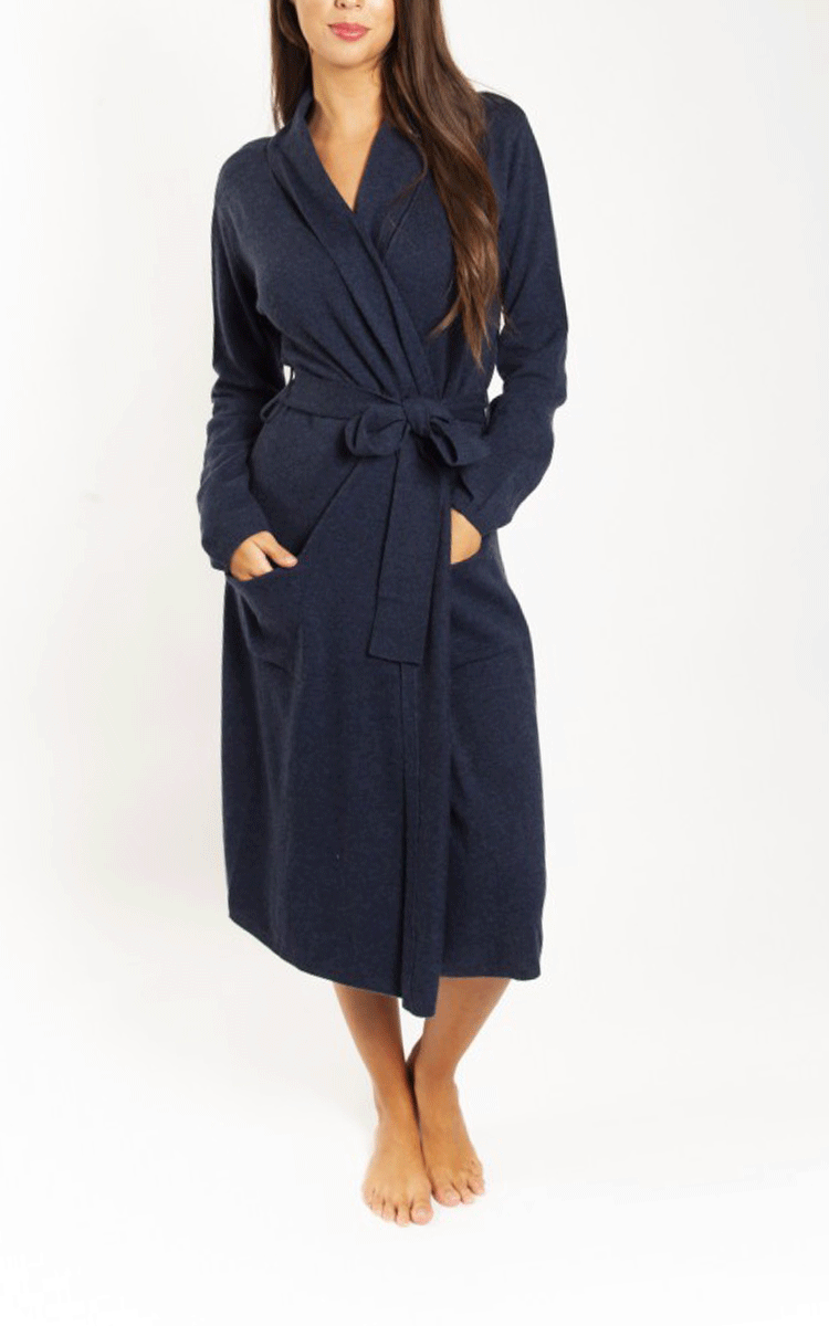 Love and Lustre Cashmere Robe