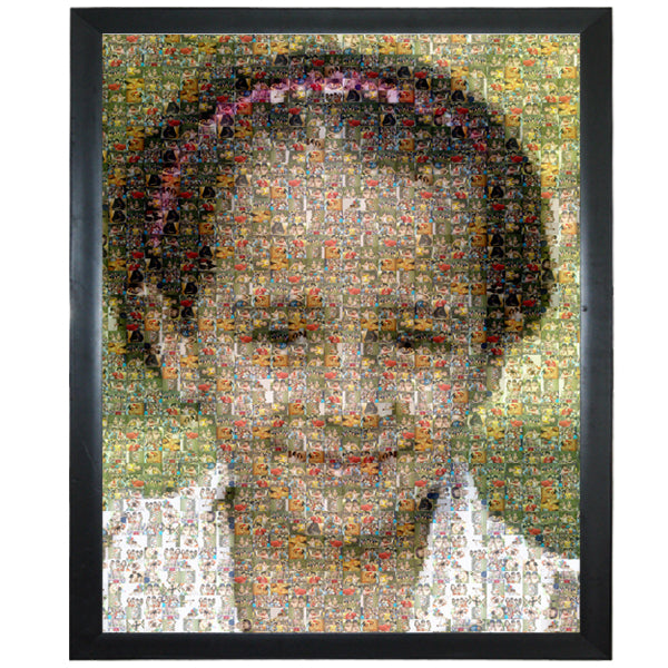 Mosaic Photo Frames, Photo Mosaic, Mosaic Designs, Mosaic Picture, Mosaic Photo Maker