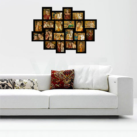Buy, Send Custom Photo Frames & Collage Frames Online at Zestpics, India