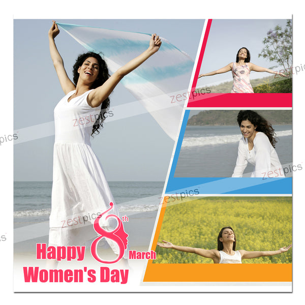 Women's Day, Make your Women's day special by shopping online @Zestpics for personalized Women's day gifts| Buy best women's day gifts with heavy discounts Now. Make your women feel loved and super special this Women's Day. Gift an exclusive Women's special pillow with the customized photo & your name printed on them from Zestpics and let her know how special she is for you.