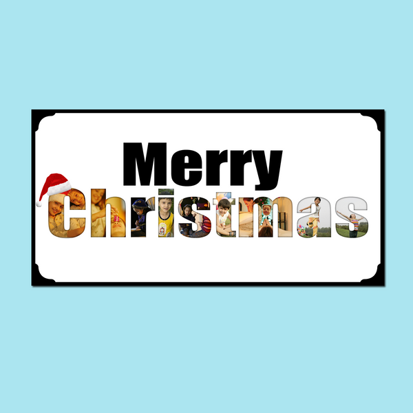 Buy Merry Christmas Photo Frames | Christmas Unique Gifts online in India
