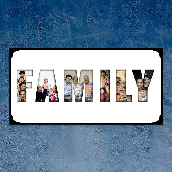 Family Photo Frames Online, Handmade Photo Frames, Family Frames, Zestpics