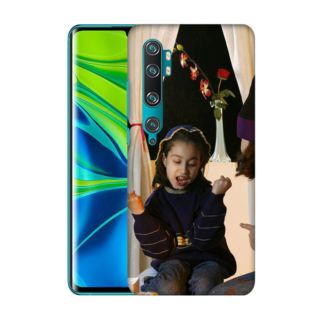 Buy Customised Xiaomi Mi Note 10 Mobile Covers/ Cases Online India - Zestpics