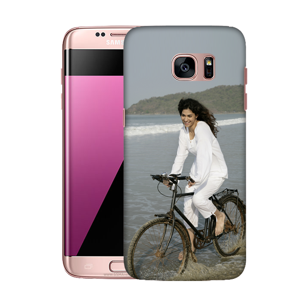 Buy Customised Samsung Galaxy S7 Edge Mobile Covers/ Cases Online India - Zestpics
