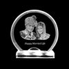Personalised engraved glass and 2D photo crystal blocks available for every occasion. Our personalised glass gifts are great for Birthdays, Weddings, Christenings, New Baby, Anniversary, Engagement, Mothers Day, Fathers Day and Valentines Day. Personalized 2D crystal gift is rare to find a service that creates and customize the 2D Crystal, 3D laser gifts, and 2D photo crystal to perfection.
