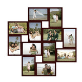 Collage Frames, 12 Photos 4x6 Collage Frames, Photo Collage Frames|Zestpics, India