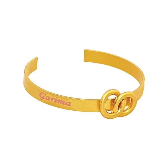 Buy Personalized Designer Bracelets for Women Online in India - Zestpics