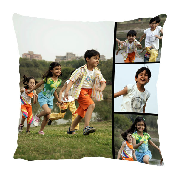 Add your own image or text and complete your design now! Personalized Full Photo Printed Pillows with Double Sided Printing. Customize your own comfort with custom pillows and personalized pillows.