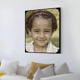 Mosaic Photo, Mosaic Photo Frame, Buy Personalized Mosaic Photo Frame Online in India
