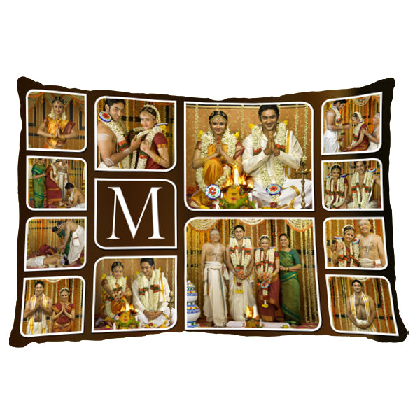 Explore the delightful range of soft and vibrant personalised cushions/pillows available at Zestpics. These cushions online will give you the feeling of coziness for sure.