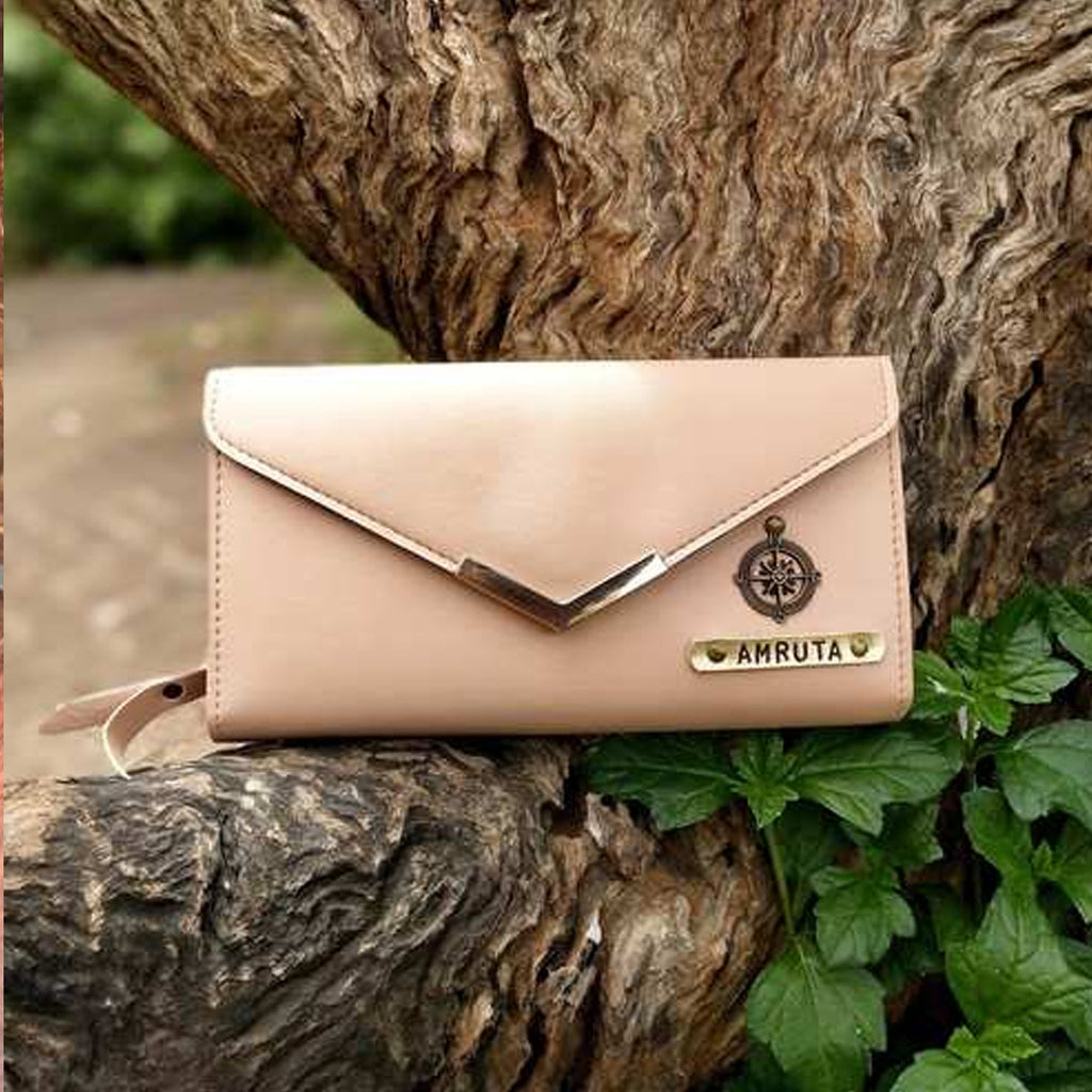 Buy Leather Wallets for Women, Custom Women Wallets Online | Zestpics