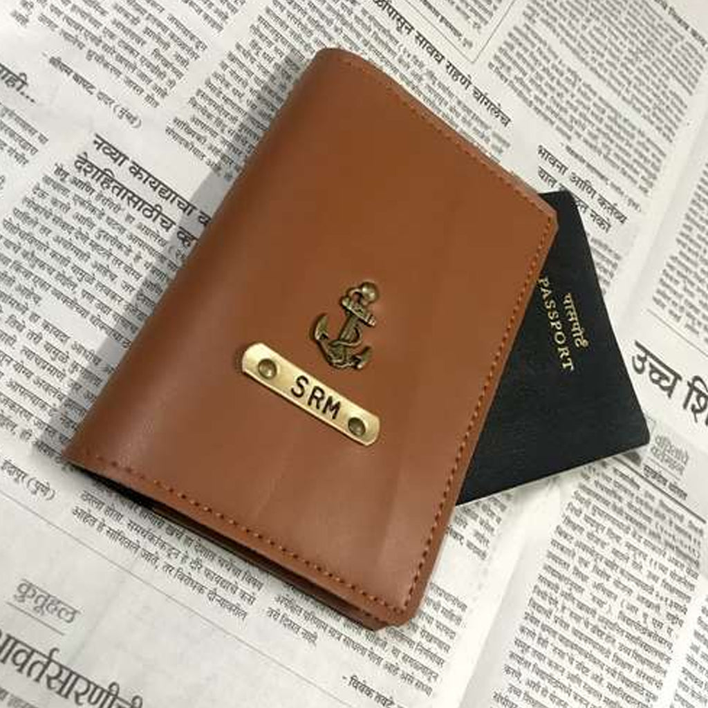Customized Passport Holders | Personalized Passport Cover | Zestpics
