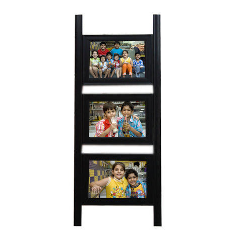 3 Photos 6x8 Ladder Frame-Collage Frames-Zestpics