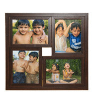 4 Photos 4x6 Square Frame-Collage Frames-Zestpics